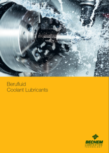 BECHEM Berufluid Coolant Lubricants