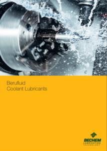 BECHEM Berufluid Coolant Lubricants