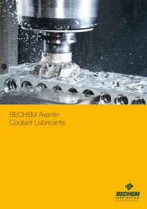 BECHEM Avantin Coolant Lubricants