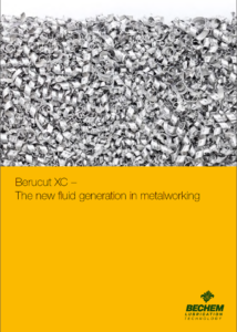 Berucut XC - The new fluid generation in metalworking