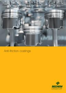 Anti-friction coatings