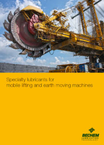 Mobile lifting & earth moving machines